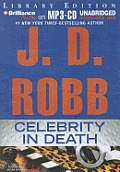 In Death #34: Celebrity in Death Cover