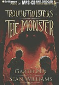 Troubletwisters Book 2: The Monster (Troubletwisters)