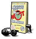 Charlie Joe Jackson's Guide to Not Reading [With Earbuds]