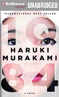 1q84 Unabridged including MP3 Disks
