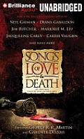Songs of Love & Death: All-Original Tales of Star-Crossed Love