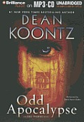 Odd Thomas #5: Odd Apocalypse Cover