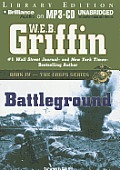 Corps #04: Battleground Cover