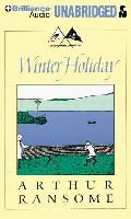 Winter Holiday (Swallows and Amazons) Cover