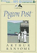 Swallows and Amazons #6: Pigeon Post Cover