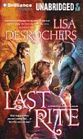Last Rite (Personal Demons Novels)
