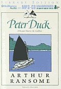 Peter Duck: A Treasure Hunt in the Caribbees (Swallows and Amazons) Cover