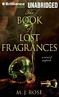 Reincarnationist #4: The Book of Lost Fragrances: A Novel of Suspense Cover