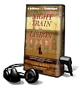 Night Train to Lisbon (Playaway Adult Fiction) Cover
