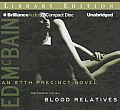 Blood Relatives (87th Precinct Mysteries) Cover