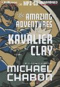 The Amazing Adventures of Kavalier &amp; Clay Cover