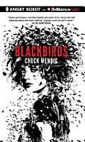 Blackbirds (Angry Robot) Cover