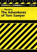 The Adventures of Tom Sawyer (Cliffs Notes) Cover
