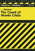 The Count of Monte Cristo (Cliffs Notes) Cover