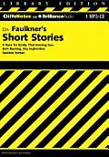 CliffsNotes on Faulkner's Short Stories