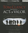 Tom Clancy Presents Act of Valor Cover