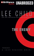 Jack Reacher #8: The Enemy Cover