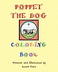 Poppet the Dog Coloring Book