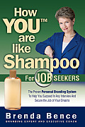 How You Are Like Shampoo for Job Seekers Cover