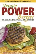 Veggie Power Burgers