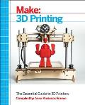Make 3D Printing Projects & Tutorials From The Pages of MAKE magazine