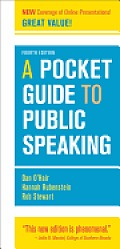 Pocket Guide To Public Speaking -text Only (4TH 13 Edition)
