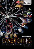 Emerging: Contemporary Readings for Writer (2ND 13 Edition)