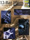 12-Bar Blues - All-In-One Combo Pack