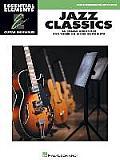 Jazz Classics: Essential Elements Guitar Ensembles - Late Intermediate Level