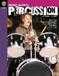 Music Alive!'s Percussion [With DVD ROM]