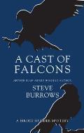 Birder Murder Mystery #3: A Cast of Falcons: A Birder Murder Mystery