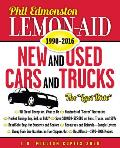Lemon-Aid New and Used Cars and Trucks 1990 2016