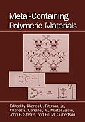 Metal-Containing Polymeric Materials