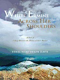 White Ermine across Her Shoulders