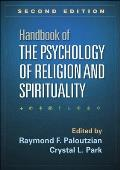 Handbook of Psychology of Religion and Spirit. (2ND 13 Edition)