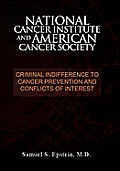 National Cancer Institute and American Cancer Society