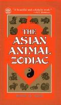 The Asian Animal Zodiac