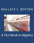 A First Book in Algebra