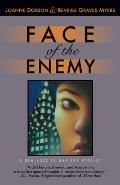 Face of the Enemy: A New York in Wartime Mystery (Large Print) (Helluva War Mysteries) Cover