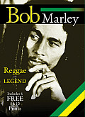 Bob Marley: Reggae Legend (Book and Print Packs)