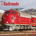 Railroads 2014 Square 12x12