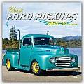 Classic Ford Pickups Calendar