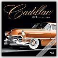 Cadillac Official 2016 Calendar