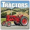 Tractors 2016 Calendar