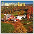 American Farm 2016 Calendar