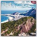 Brazil 2016 Calendar