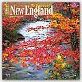 The Majesty of New England 2016 Calendar
