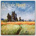 Claude Monet 2016 Calendar
