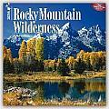 Rocky Mountain Wilderness 2016 Calendar