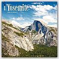 Yosemite 2016 Calendar